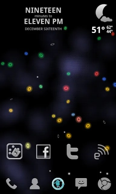Nexus S Microbes live wallpaper - Android Forums at AndroidCentral.com