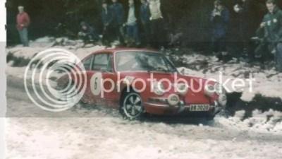 Old rally photos, Porsche 911 - Page 56