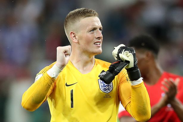 Who is Jordan Pickford  Sunderland born goalkeeper who is England s     Jordan Pickford