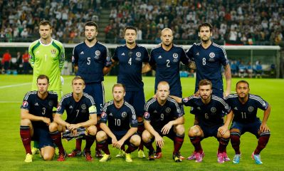 In pictures: Germany v Scotland Euro 2016 qualifier - Daily Record