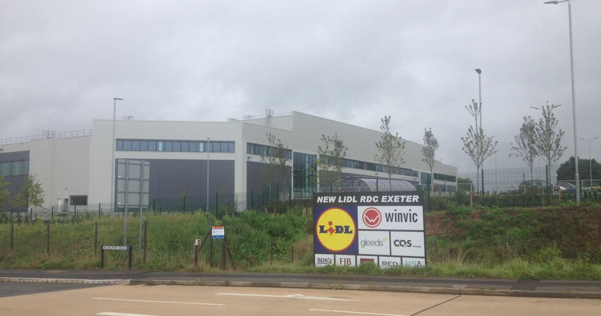 Huge industrial park next to Lidl depot could create 1 800 jobs has     Huge industrial park next to Lidl depot could create 1 800 jobs has been  given go ahead   Devon Live