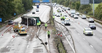 Concerns over M4 crash stats, dog walker robbed and three more stories you may have missed - Get ...
