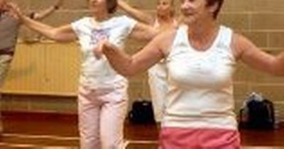 Zumba classes for the over-50s - Get Reading