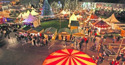 Galway Christmas Market 2018: Opening times, dates and ...
