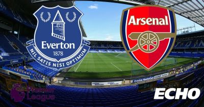 Everton 2-5 Arsenal as it happened - Blues into bottom three despite Rooney stunner - Liverpool Echo