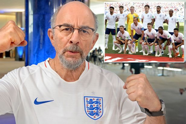 West Wing star Richard Schiff backs ENGLAND in World Cup after David     West Wing star Richard Schiff backs ENGLAND in World Cup after David  Baddiel taught him Three Lions lyrics