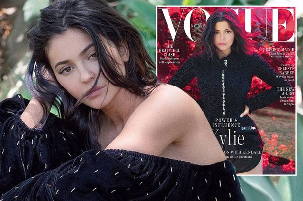 Kylie Jenner admits she  never misses a night  with boyfriend Travis     Kylie Jenner is on the cover of Vogue Australia  Image  Vogue