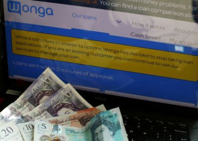 Payday lender Wonga collapses into administration - Daily Record