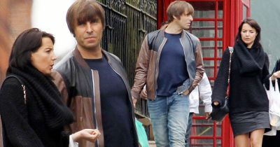 Liam Gallagher is almost unrecognisable as he steps out with girlfriend in London - Mirror Online
