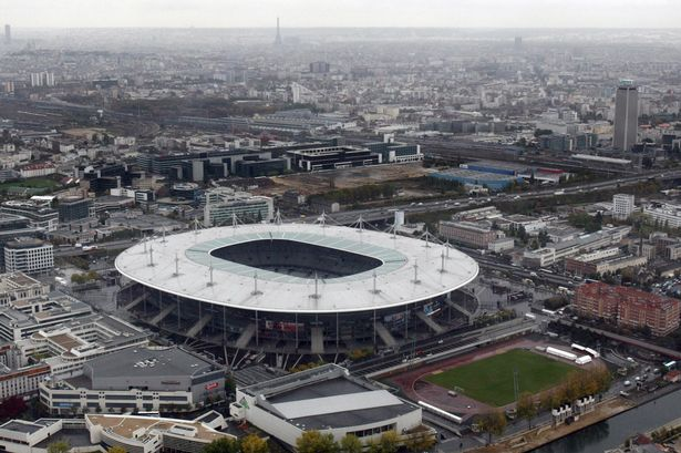 Euro 2016  How to get to the Stade de France for Ireland s Group E     Stade de France in Saint Denis  Paris
