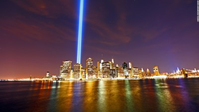 15th anniversary of the September 11