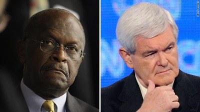 Cain and Gingrich to meet for tea party debate – CNN Political Ticker - CNN.com Blogs