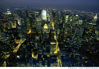 Best Places to Launch a Small Business 2009 - New York City, NY - FORTUNE Small Business