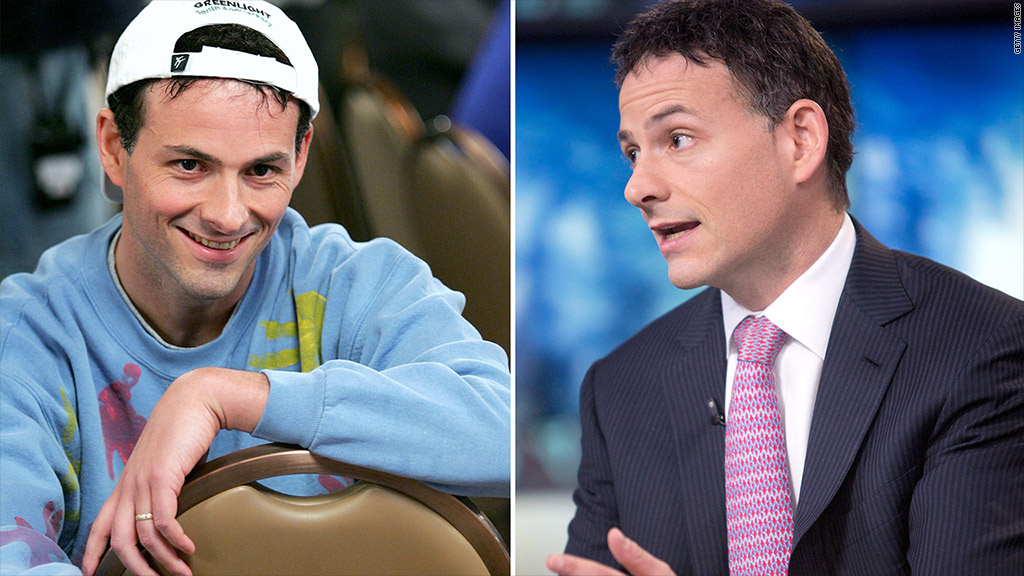 Billionaire David Einhorn  Investing is harder than poker