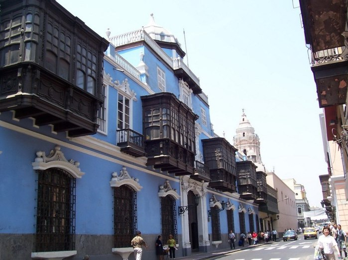 Our Visit To Lima, Peru, The City Of Kings