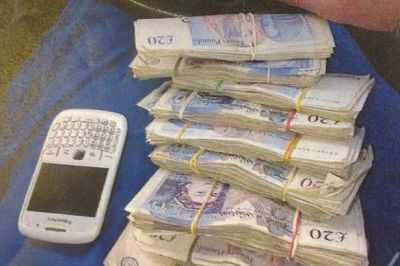 Loan shark gang with links to Dale Cregan used mobile phone pictures to terrorise borrowers ...