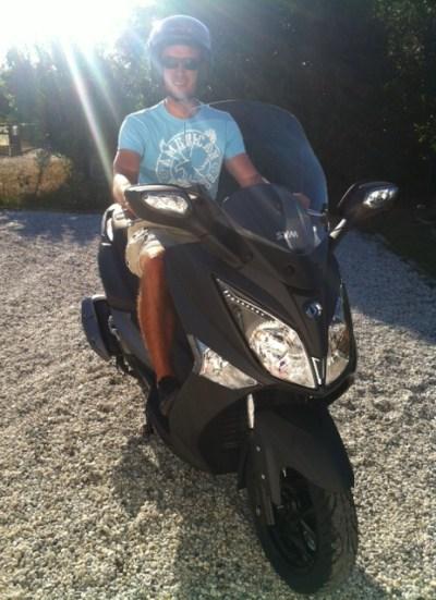 Il sort quand le nouveau Sym GTS 125 2012 ? - Page 3 - SYM - Forum des scooters SYM GTS 125 250 ...