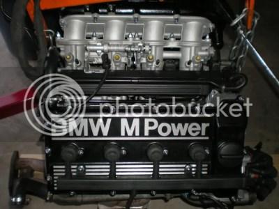 E30 FS: E30 M3 S14 engine - COMPLETE