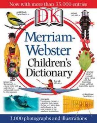 Merriam-Webster Children's Dictionary - Walmart.com