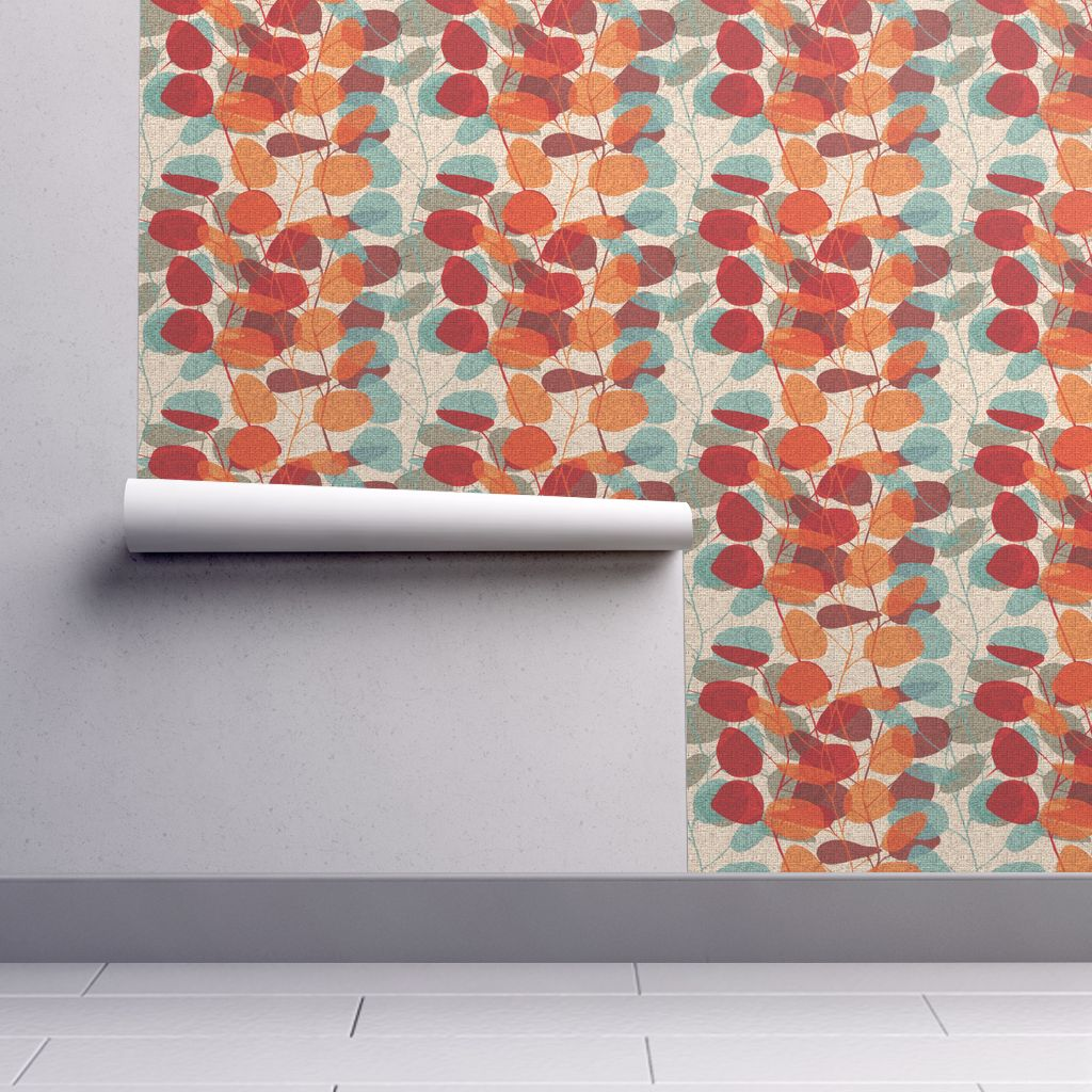 Peel-and-Stick Removable Wallpaper Mid Century Modern Modern Home Decor Mid - Walmart.com