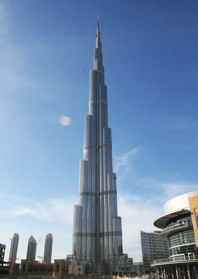 Burj Khalifa:World's tallest building, Dubai | The Few Good Men