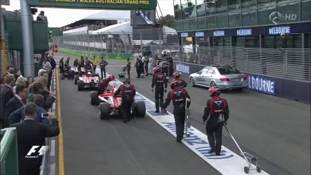 Previa F1 Antena 3