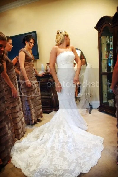 The Story of My Wedding Dress: Don't Do This! | Every Last ...