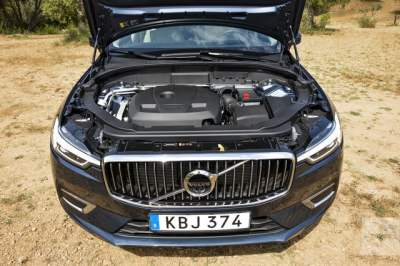 2018 Volvo XC60 Review: A Handsome, Tech-Friendly SUV | Digital Trends