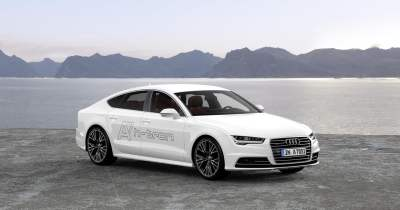 Audi A7 h-tron quattro | Performance specs and pictures | Digital Trends