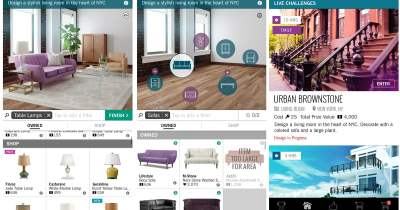'Design Home' Is a Game for Interior Designer Wannabes ...