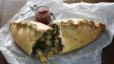 BBC Food - Recipes - Steak pasty