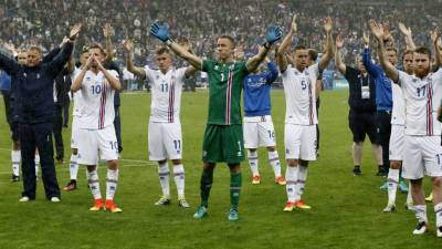 Euro 2016: France v Iceland - Live - BBC Sport