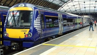Major disruption to ScotRail trains - BBC News