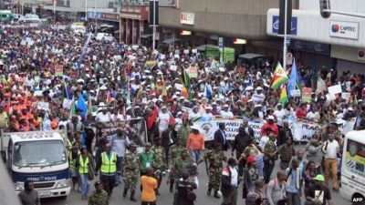 South Africa's Durban city rallies against xenophobia ...