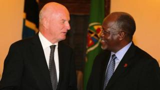 Umoja wa Ulaya washutumu ukiukaji wa haki za binaadamu Tanzania - BBC News Swahili