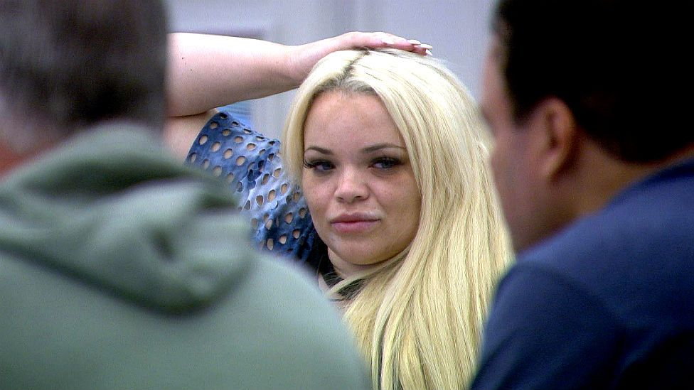 Trisha Paytas quits  extremely unhealthy  Celebrity Big Brother     Trisha Paytas