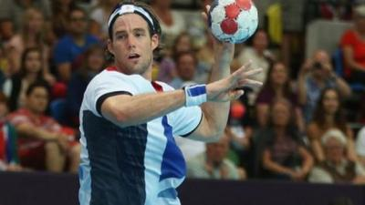 Olympics handball: Great Britain lose to Iceland and go out - BBC Sport
