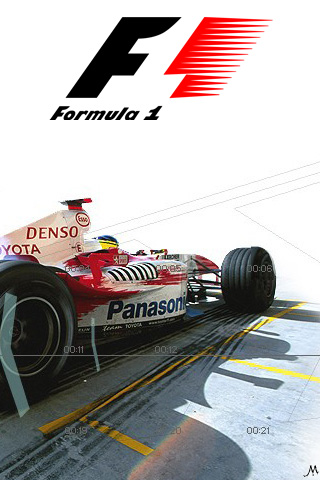 Formula 1 iPhone Wallpaper | iDesign iPhone
