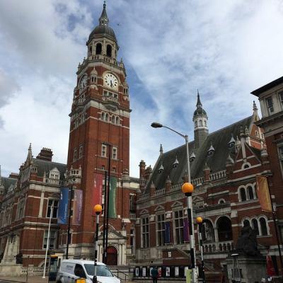 Croydon Central Library - Croydon - 0 tips