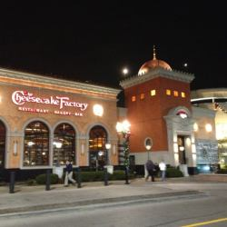 The Cheesecake Factory at 7875 Montgomery Rd at Kenwood Towne