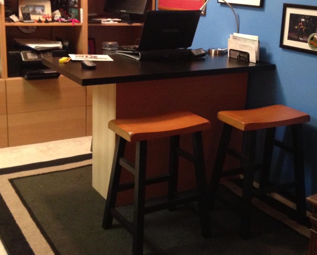breakfast barhome office desk kitchen bar table Breakfast bar home office desk