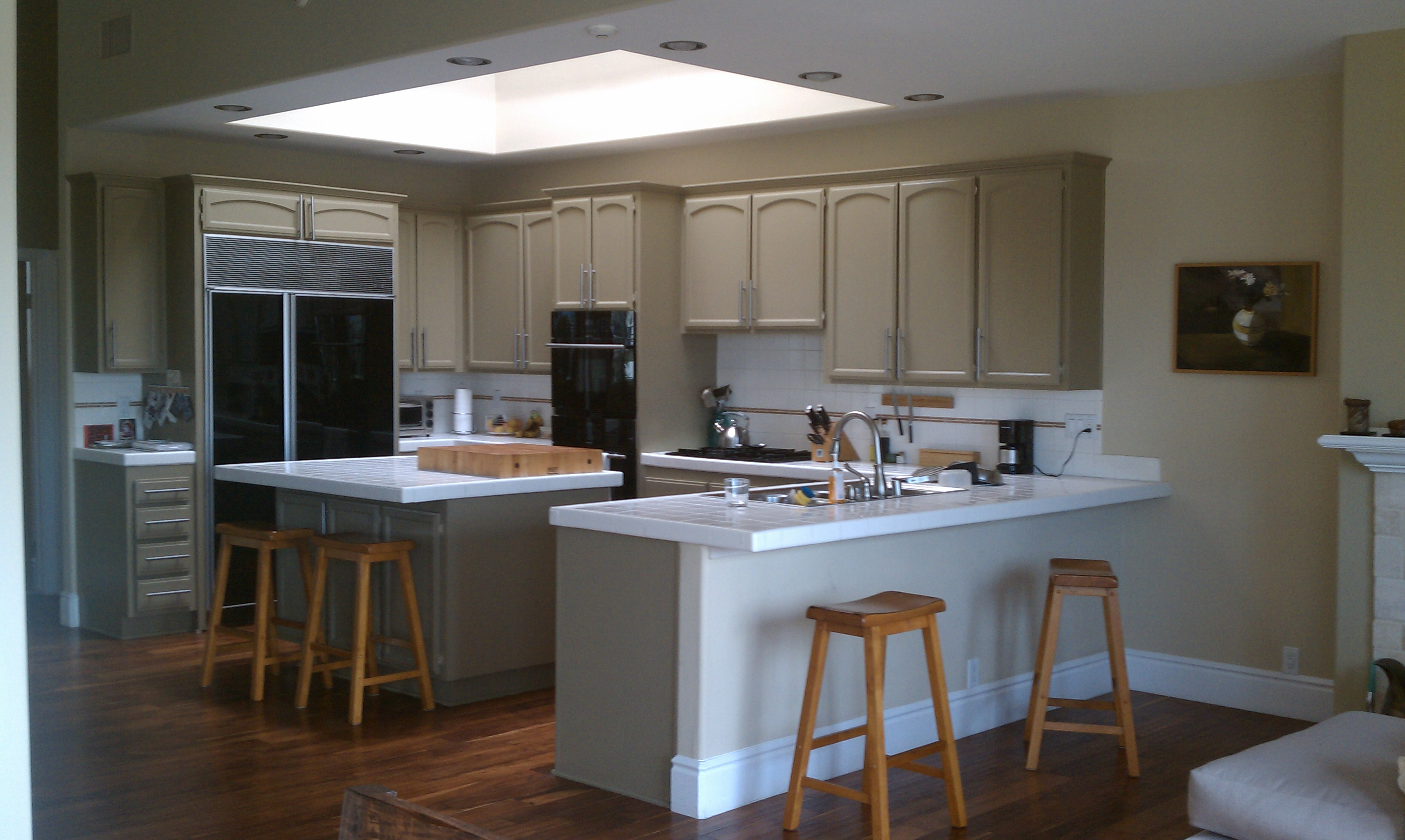 open walls for a sunny ikea kitchen ikea kitchen remodel