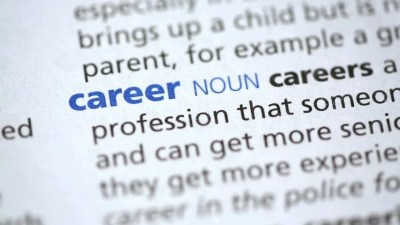 Definition Of Career Highlighted In The Dictionary Stock Footage Video 3538484 - Shutterstock