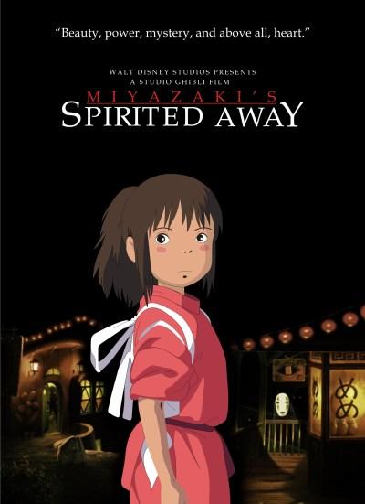 Spirited away ! – Anime eyes