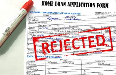 Home loan rejected? Here's hope! - Rediff.com Get Ahead