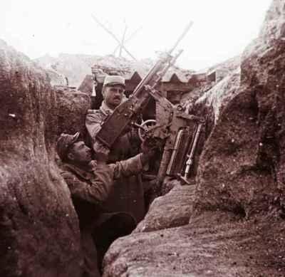 RARE PHOTOS: World War I, as never seen before - Rediff.com News