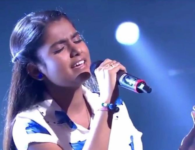 Islamic clerics issue fatwa against Assam s teen singer   Rediff com         have issued a fatwa banning a prominent teenaged singer of the state  from performing in any public entertainment event  dubbing them as   anti Sharia