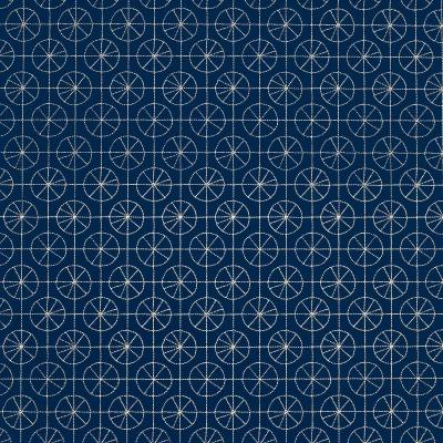 PINWHEEL NAVY - Wall coverings / wallpapers from LULU DK | Architonic