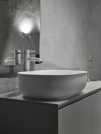 PRIME TOP MOUNTED MATT SOLIDSURFACE WASHBASIN - Wash basins from Inbani | Architonic