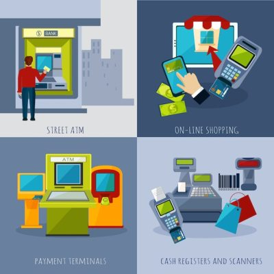 Atm Machine Vectors, Photos and PSD files | Free Download